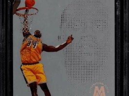 Best Shaquille O'Neal Lakers Basketball Cards