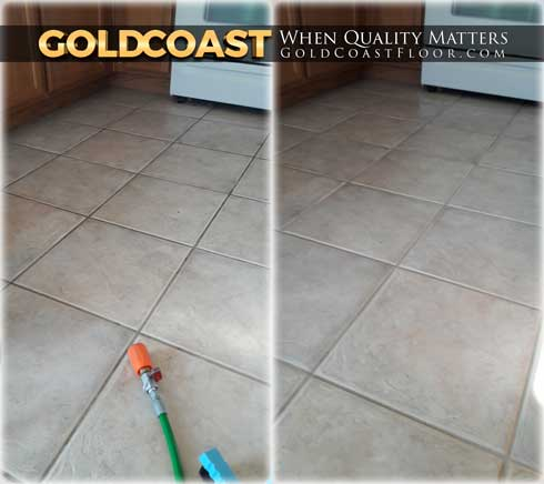 tile grout cleaning