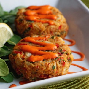 Red-Pepper-Chipotle-Crab-Cakes