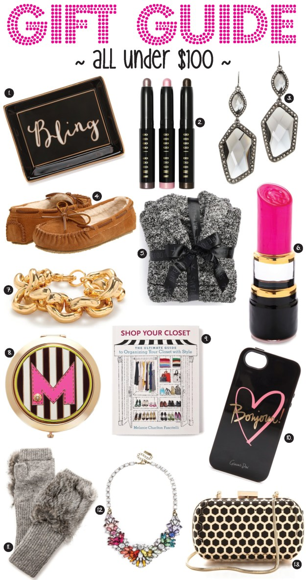 all under 100 gift guide