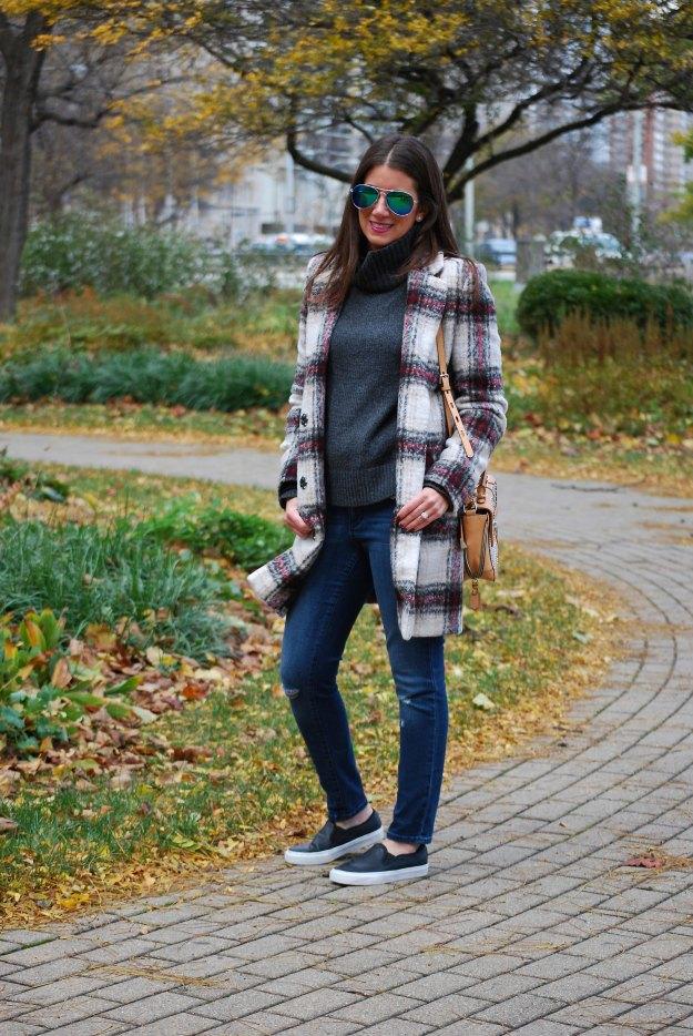 plaid coat 11