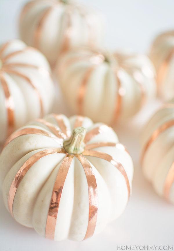 DIY pumpkin decorating ideas 4