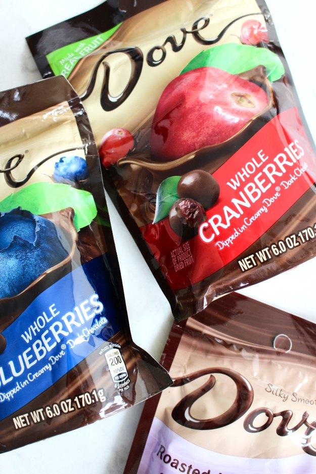 dove chocolate 8