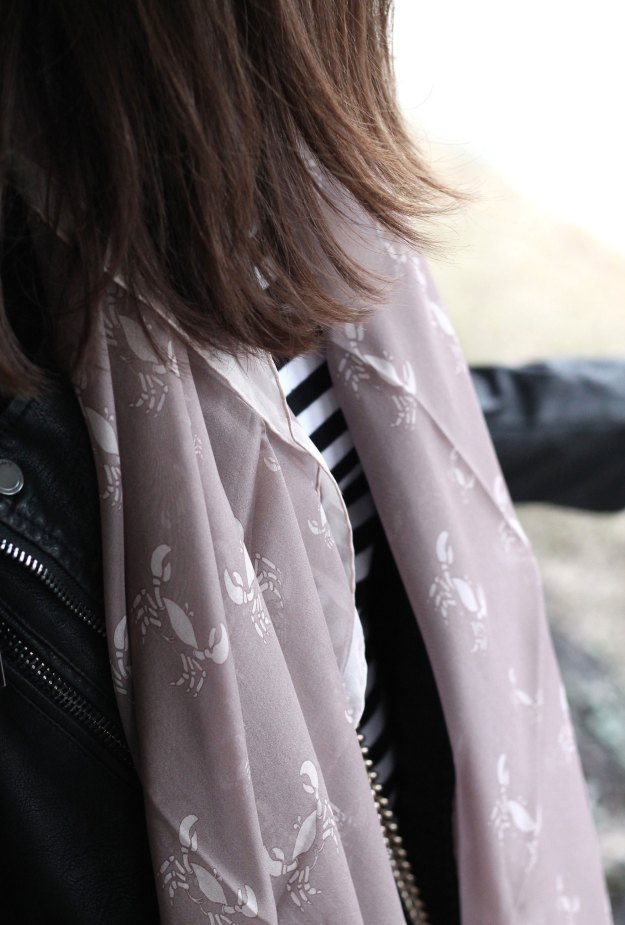 silk scarf and stripes 7