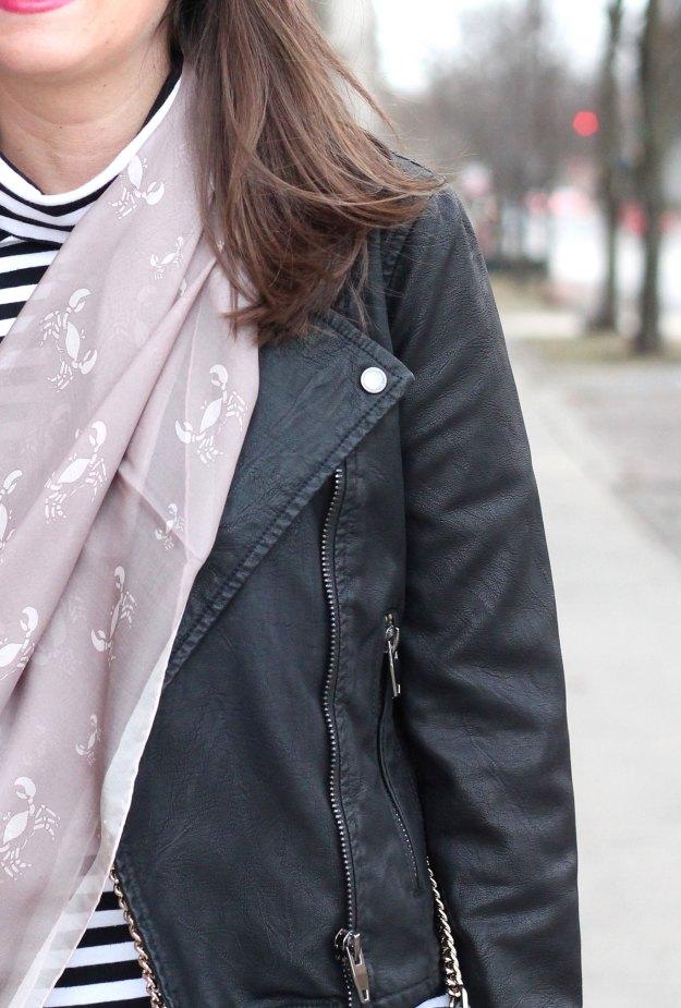 silk scarf and stripes 8