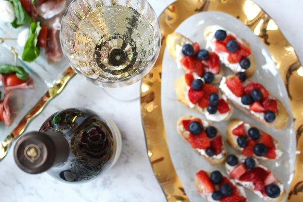 springtime wine party 12