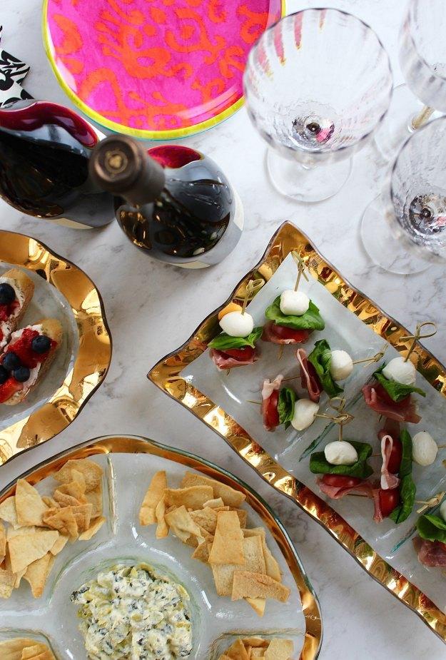 springtime wine party 5