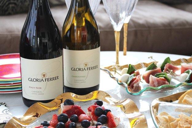 springtime wine party 8