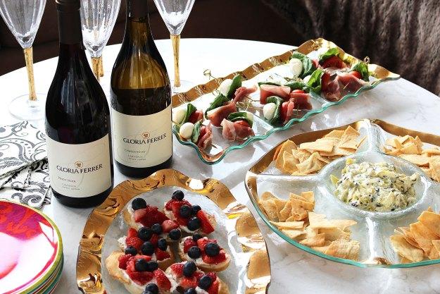 springtime wine party 9