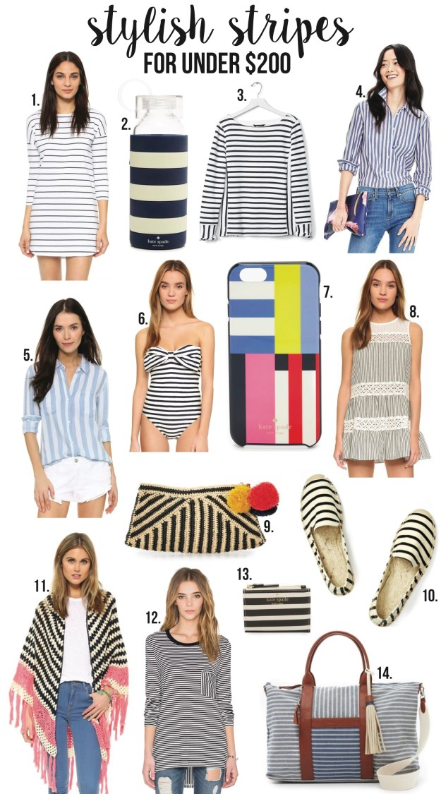 stripe styles