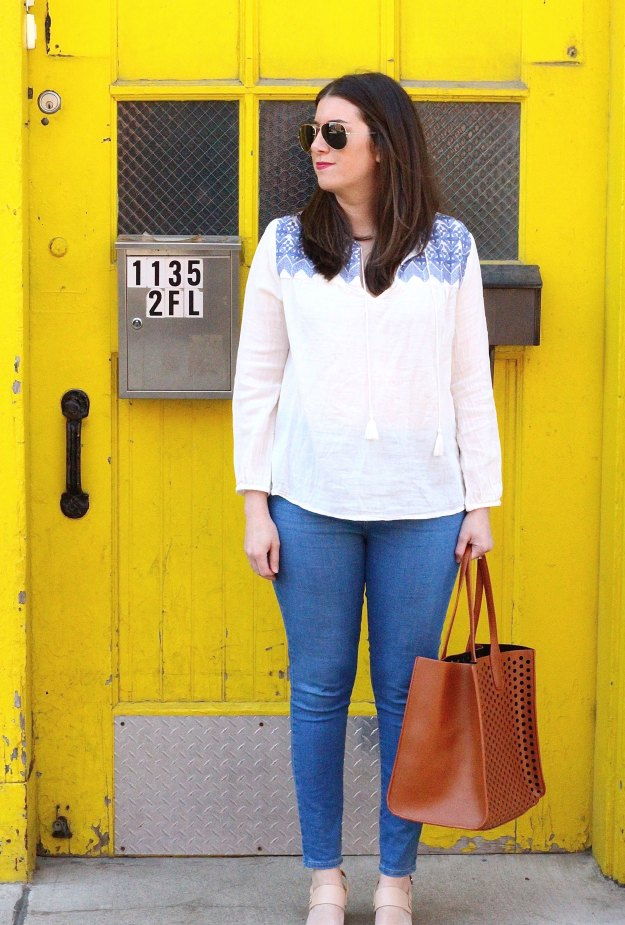 tunic and jeans 5
