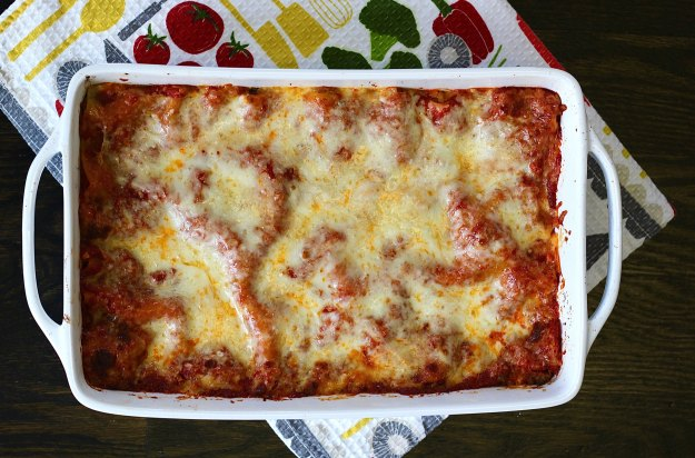 healthy turkey lasagna recipe 1