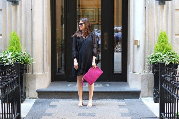 black dress 16