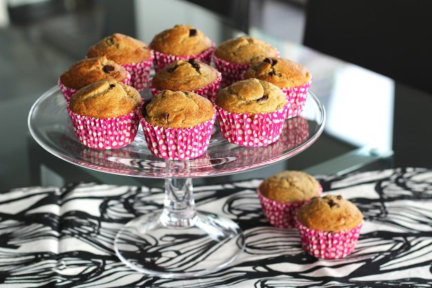 chocolate chip banana muffin recipe 10