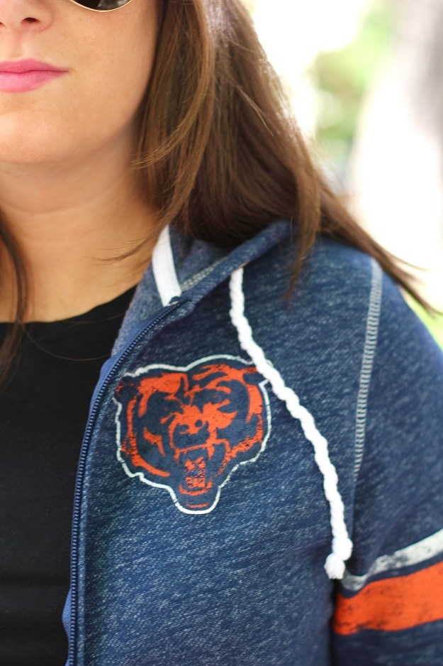 nfl bears outfit 3