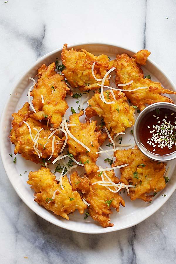 parmesan-pumpkin-fritters