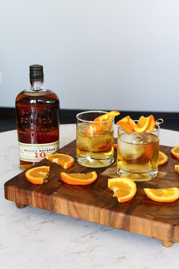 maple orange old fashioned recipe