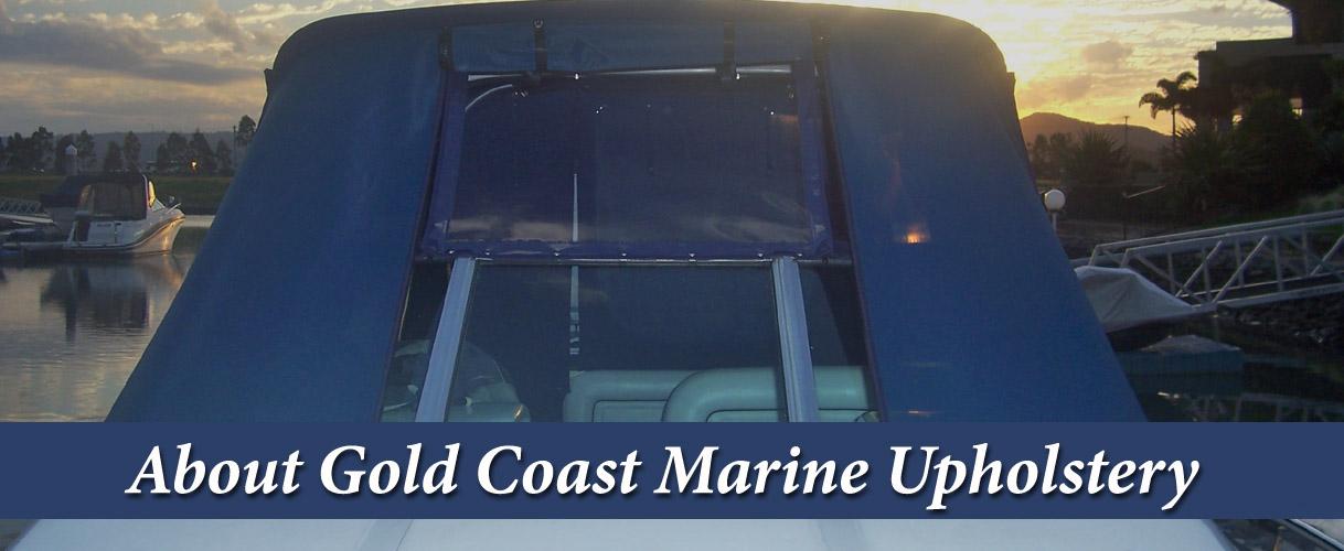 Marine Upholstery Gold Coast