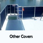other boat covers, rail covers