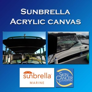 Sunbrella Canvas Colour Selections