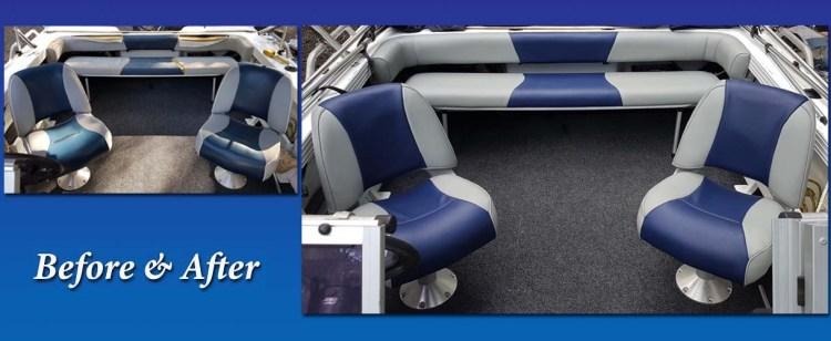 Marine Upholstery Boat Seats Gold Coast