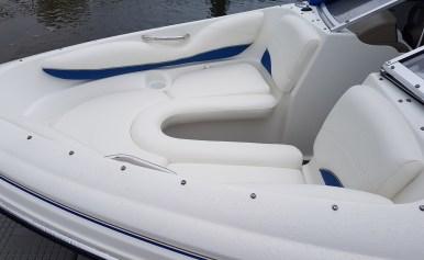 Recovered Boat Seats - Marine Vinyl Gold Coast
