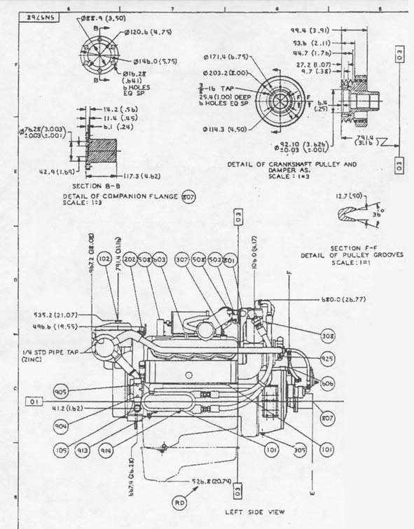 Caterpillar 3208 Engine Wiring Diagram Caterpillar 3208