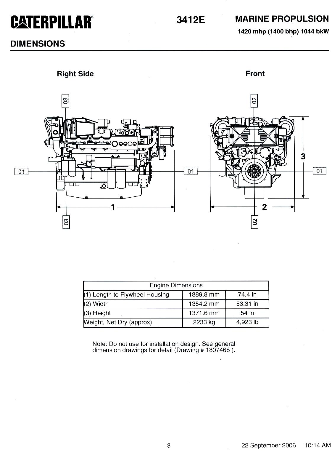 hight resolution of find the best diesel engine transmission and generator brochures now cat 3412 marine engine