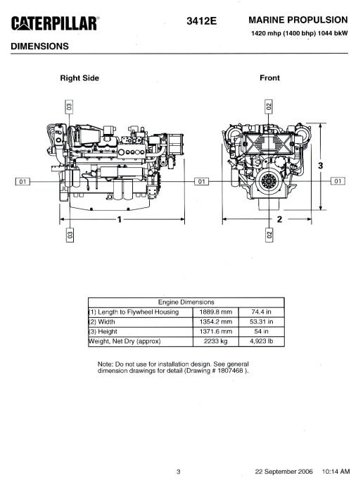 small resolution of find the best diesel engine transmission and generator brochures now cat 3412 marine engine