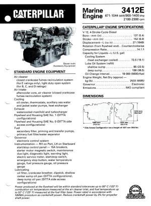 3208 Cat Engine Manual  Best Free Wiring Diagram