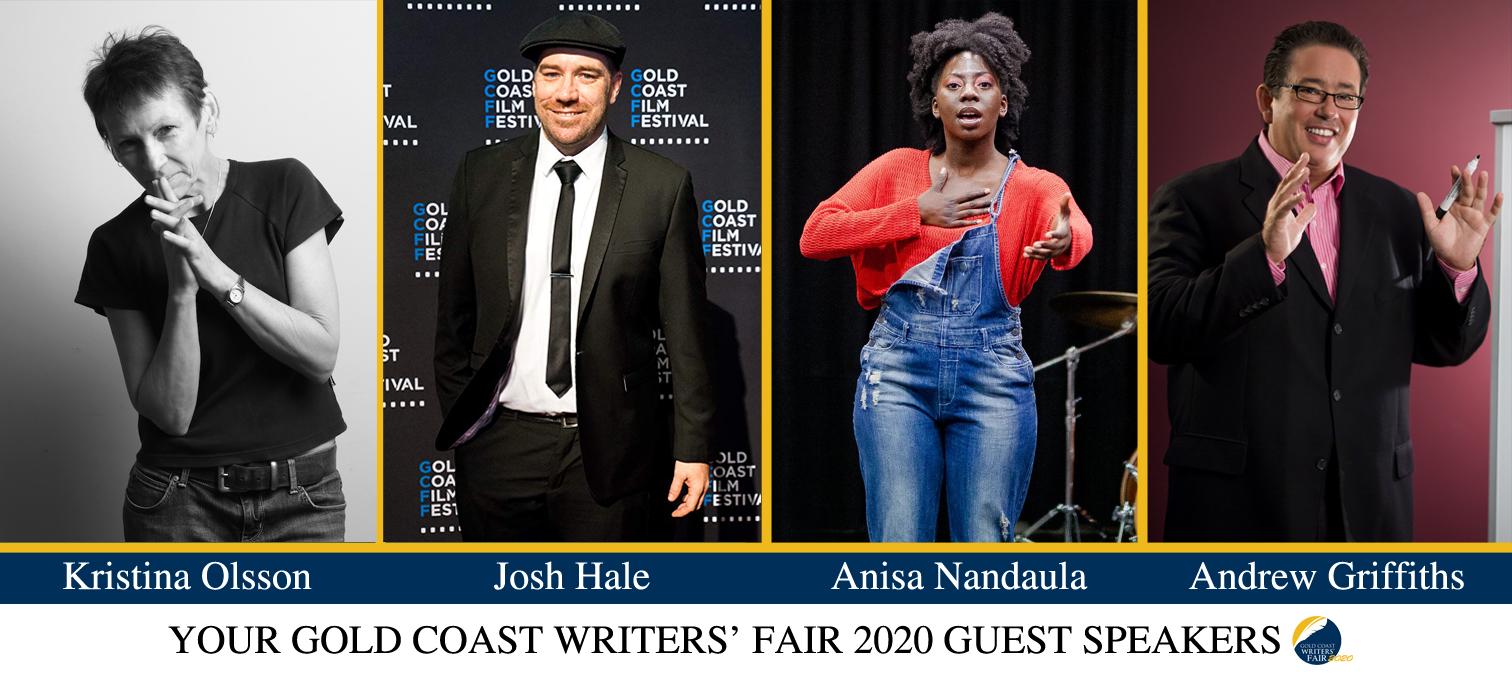 GCWF 2020 Four Speakers