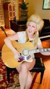 Watch CADIE CALHOUN - CALL ME BABY (original music)