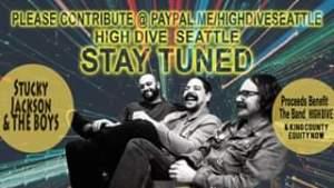 Watch High Dive Live Stream Concert Series - Stucky Jackson & The Boys