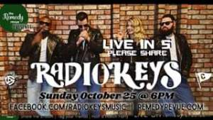 Watch Radiokeys - Live at the Remedy Revue