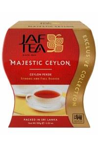 """JAF EC черный чай """"Маджестик"""" (Majestic) 100g"""