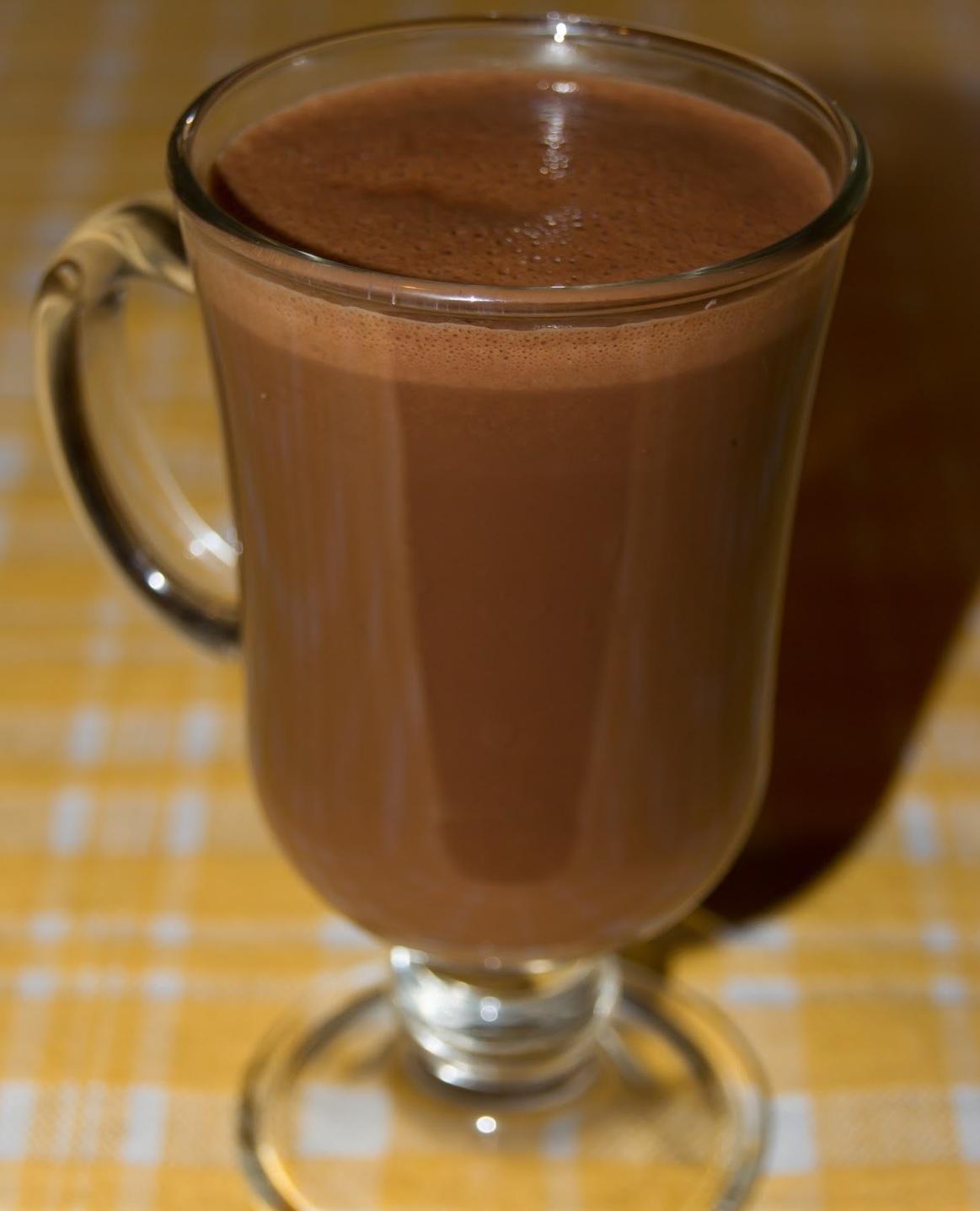 Рецепты с использованием чая. Французский шоколадный чай «Эрл Грей»