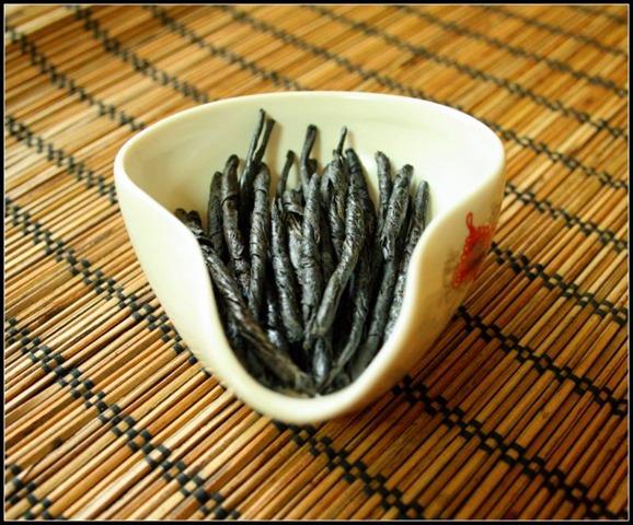 """Чай """"Копья Ку Дин"""" – легендарный лечебный чай."""