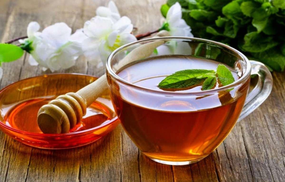 Рецепты с использованием чая.  Меньшиков чай