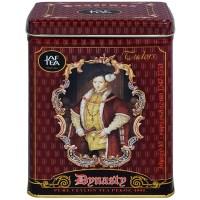 """JAFTEA (Джаф Ти)  черный чай """"Династия"""" (Dynasty) жестяная банка 400g"""