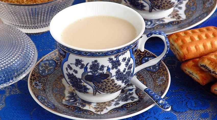 Рецепты с использованием чая. Чай по-казахски (вариант 2).