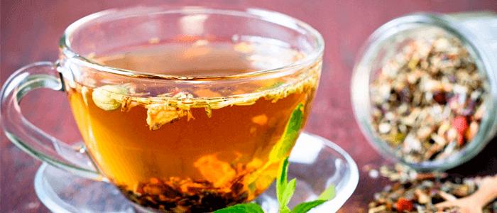 Рецепты с использованием чая. Цейлонский чай с кардамоном