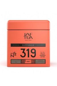 "JAFTEA (Джаф Ти)  черный чай №319 ""ДАМПАХАЛА"" (Dambahala) FBOP жестяная банка 100g"