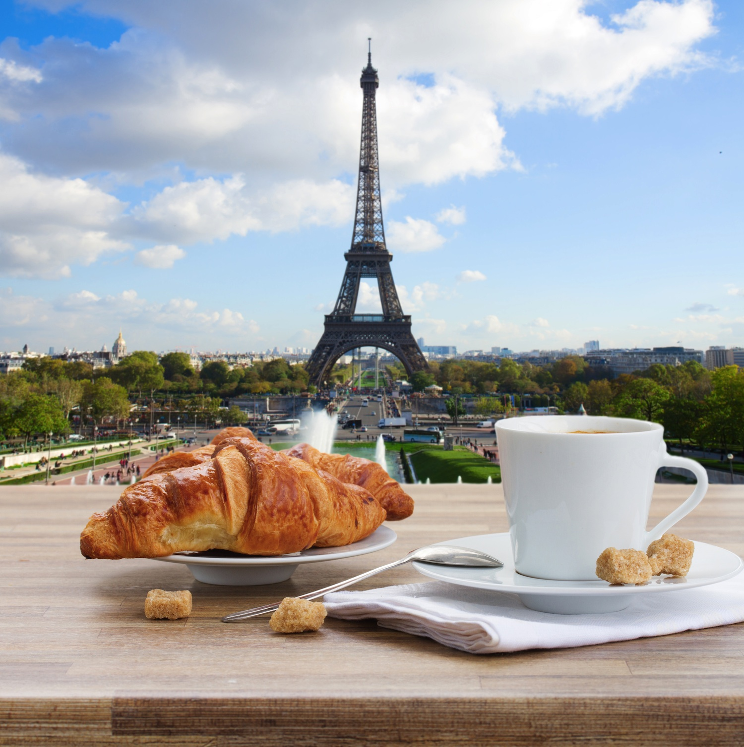 Кофейная культура. Кофейни в Европе.