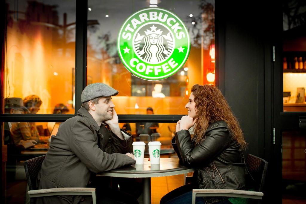 Кофейная культура. Кофейни в США.