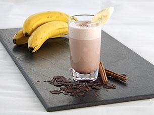 Приготовление кофе. Рецепты с фруктово-ягодными и ореховыми добавками. Банановый кофе.