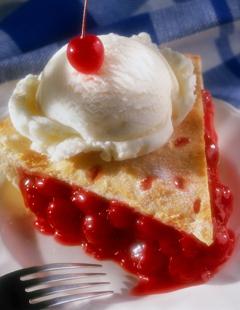 Десерты к кофе. Торт вишневый шварцвальдский.