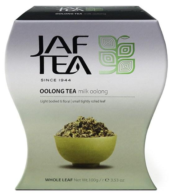 "JAFTEA (Джаф Ти) зеленый чай ""Молочный улун"" (Milk Oolong) 100g"