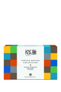 """JAFTEA (Джаф Ти) набор чёрного чая """"Коллекция одноплантационного чая"""" (Single Estate Collection) 6x30g"""