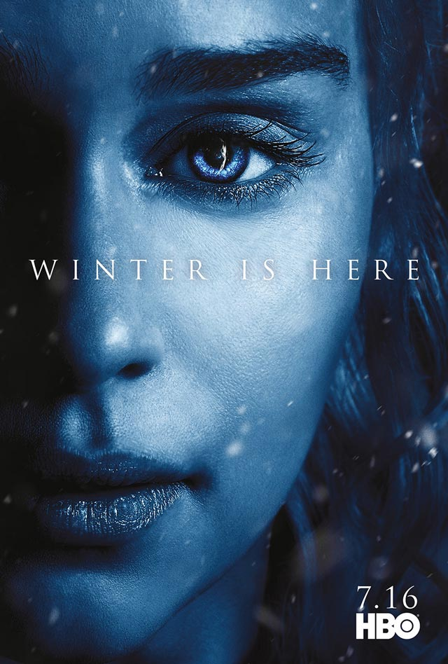Download Game Of Throne Season 7 : download, throne, season, Thrones', Season, Character, Posters, GoldDerby