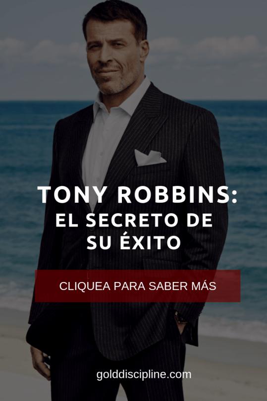 Tonny Robbins Pinterest golddiscipline
